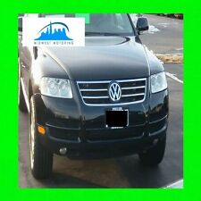 2004-2010 VW Volkswagen Touareg Calandre Chrome Garniture 2005 2006 2007 2008