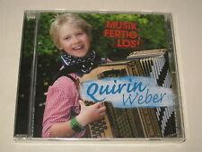 QUIRIN WEBER/MUSICA PREFABBRICATO LOS(ARIOLA/88697 96057 2)CD ALBUM NUOVO