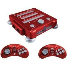 N3 Retron 3 in 1 Nintendo SNES/NES/Genesis Game System Console RED NEW