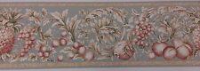 Fruit Vine-YORK Wallpaper Border, 5 yd pkg,  FT5687B