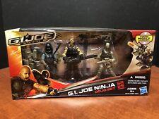 GI Joe Retaliation Ninja Dojo Set Dela0249