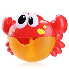 Playpen Baby® Automatic Bubble Making Musical Crab Bath Toy