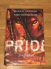Pride of Baghdad  (Jan 2008, DC) by Brian K. Vaughan - NEW & Sealed