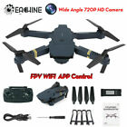 Eachine E58 2.4GHz Foldable Drone FPV Wifi Wide-angle 720P HD Camera Quadcopter