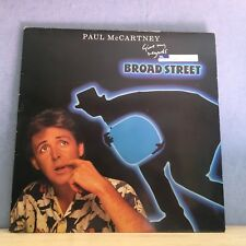 PAUL McCARTNEY Give My Regards To Broad Street UK VINYL LP EXCELLENT CONDITION A