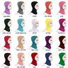 Islamic Muslim Women Under Scarf Hat Cap Bone Bonnet Hijab Ninja Cover Head Wear