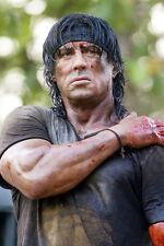 Sylvester Stallone 11x17 Mini Poster Rambo 2007