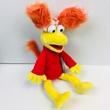 """15""""! Fraggle Rock RED Plush Doll Forever Collection Jim Henson's Stuffed Animal"""