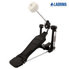 Drum Pedal Single Bass Drum Foot Kick Pedal Percussion Single Chain Drive B