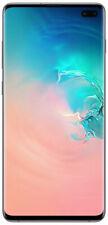 Samsung Galaxy S10+ SM-G975F - 128Go - Blanc Prisme (Désimlocké) (Double SIM)