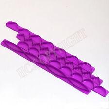 4PCS Strips Set Cake Edge Straight Frill Ribbon Cutter Fondant Cake Decor Mold