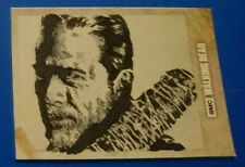Topps Walking Dead Negan Sketch Card proof return