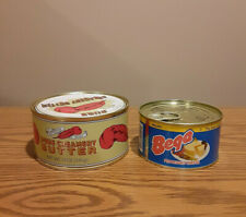 Bega Canned Cheese and Red Feather Canned Butter Combo Pack Emergency Food