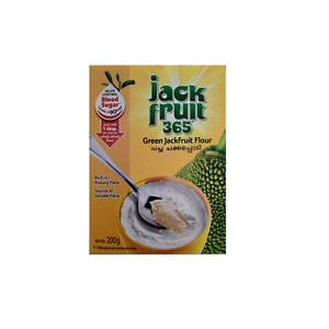 Jack fruit powder-Jackfruit365 Green Jackfruit Flour-400 gm (200 gm x 2 pack)