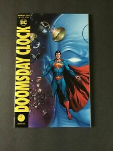 DOOMSDAY CLOCK  ( #1 ) of 12 /