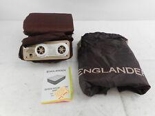 Englander First Ever Microfiber Queen Air Mattress, Brown