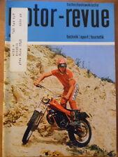 Tschechoslowakische MOTOR REVUE Nr. 4 - 1985 Jawa 891 Eisspeedway Avia Motocross