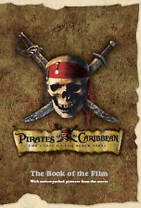 """Disney """"Pirates of the Caribbean"""": Curse of the Black Pearl- New Copy"""