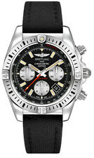 AB01442J/BD26-102W New Breitling Chronomat 41 Airborne Black Dial Men's Watch