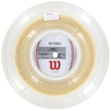 Wilson NXT Power 16 / 1.30mm String Reel - 660ft / 200m