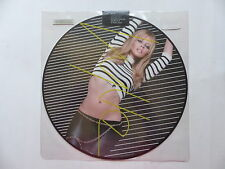 """MAXI 12"""" KYLIE MINOGUE Slow Picture disc 553 3626 Made in Europe"""