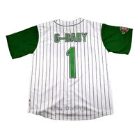 G-Baby Jarius Evans #1 Kekambas Hardball Movie Men's Baseball Jersey Stitched
