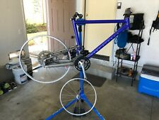 """1992 Gary Fisher Mert Lawwill RS-1 18"""" MTB FRAME + Brake + Campagnolo parts"""