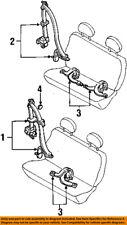 Mercury FORD OEM 99-02 Villager Rear Seat Belt-Center Middle XF5Z1260044FFF