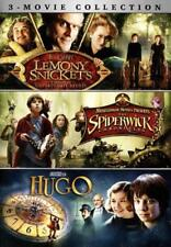LEMONY SNICKET'S A SERIES OF UNFORTUNATE EVENTS/THE SPIDERWICK CHRONICLES/HUGO N