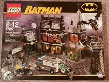 LEGO Batman Arkham Asylum (7785)