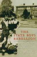 The State Boys Rebellion by D'Antonio, Michael Book The Fast Free Shipping