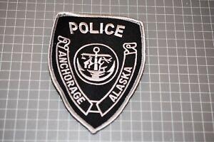 Anchorage Alaska Police Patch (US-Pol)