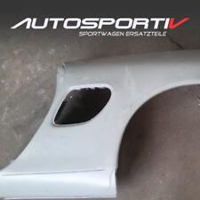 Porsche 986 Boxster Seitenteil Kotflügel hinten Seitenwand L 98650396101GRV NEU