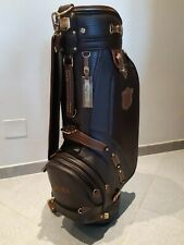FANTASTICA HONMA WORLD TOUR LEATHER GOLF BAG  - CB2817 BRAND NEW!!!