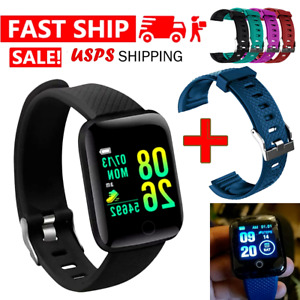 2021 Waterproof Bluetooth Smart Watch Phone Mate For Samsung Android Universal