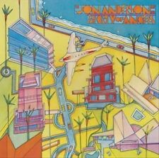 LP-JON ANDERSON-IN CITY OF ANGELS NEW VINYL RECORD