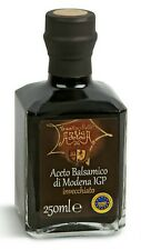 Balsamic vinegar of Modena IGP aged 250 ml Ancient Ring of the Contrada