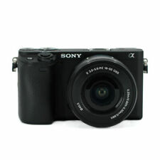 Sony Alpha A6400 24.2 MP Digital Mirrorless Camera - Black
