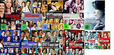Grey's Anatomy Staffel 1-11 DVD NEU DEUTSCH Greys Season 1 2 3 4 5 6 7 8 9 10 11