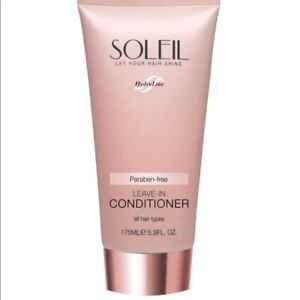 Soleil HydroLine Moroccan Conditioner 5.9 oz Paraben Free All Hair Types (NEW)