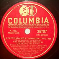 Will Bradley: Celery Stalks At Midnight / Down The Road A Piece: Columbia 1940