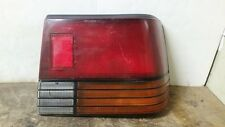 87 88 89 Chevrolet Spectrum Sedan Right Passenger Tail Light OEM