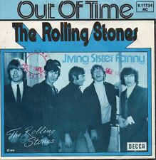 Nur  Sg.   COVER   -     THE ROLLING STONES    -  OUT OF TIME