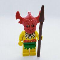 Queen Kahuka Minifigure PM1c Lego Pirates Islander 6292 NEW