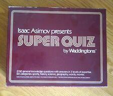 Asaac Asimov Presents Super Quiz