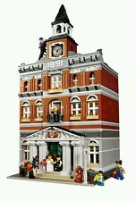 Town Hall - 15003 - 2859 piece model