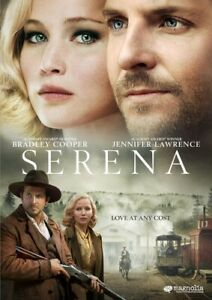 Serena (DVD, 2015, Region 1) Bradley Cooper, Jennifer Lawrence