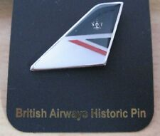 ACI Collectables British Airways Tail Pin Badge