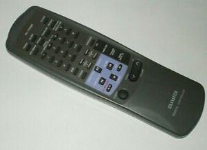 GENUINE -  AIWA RC-TN999 -- CD Stereo System Remote Control - TESTED - DD-4430