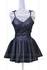 Future Diary Mirai Nikki Gasai Yuno Black Daily Dress Cosplay Costume